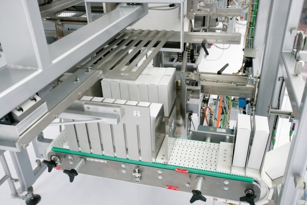 Meypack spotlight packaging machine with modern features