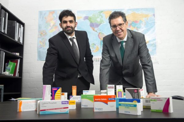 Yorkshire pharma startup ships first medicines to Iraq