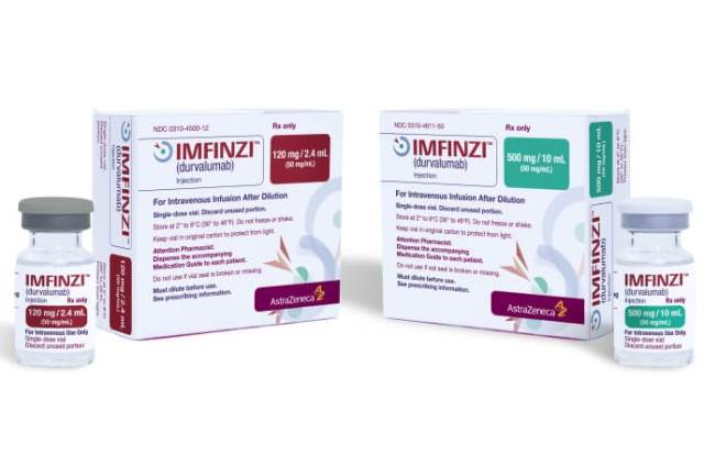 Imfinzi available in UK via Cancer Drugs Fund
