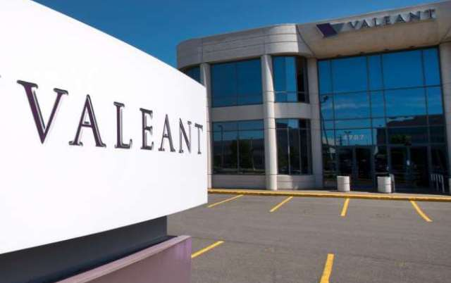 Valeant Completes $800m sale of Dendreon