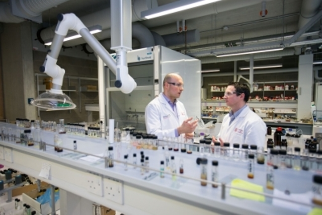UL researchers to 'transform' the pharma market