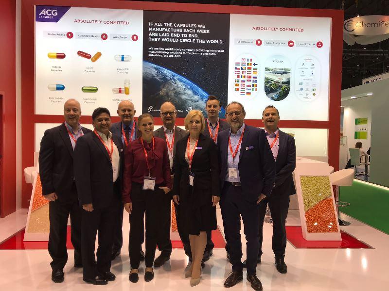 ACG Capsules set for European expansion   Pharma Business