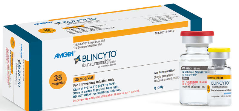 Blincyto approved in Europe