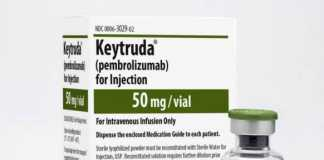 Keytruda/chemo combo approved for NSCLC on NHS