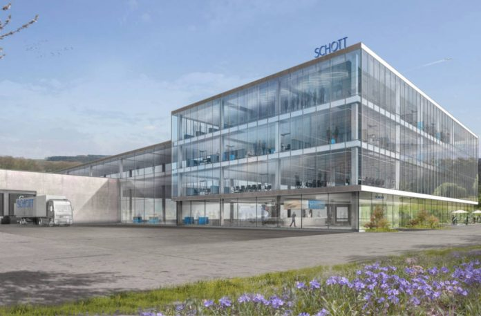 Schott invests €300m in pharma packaging business