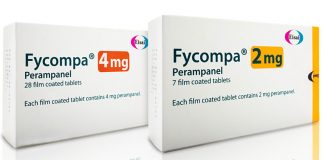 Eisai seeks EU approval of Fycompa in paediatric epileptic patients