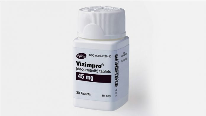 European approval for Pfizer's Vizimpro