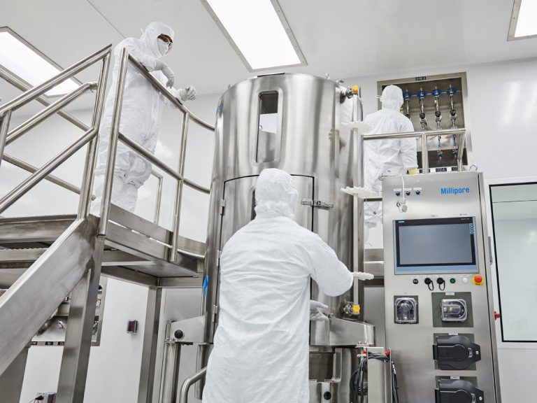 Merck completes new viral vector contract development manufacturing facility for gene therapy